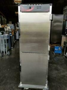 Cres Cor H138nps1832cla Full Size Insulated Hot Food Holding Cabinet Excellent