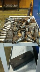 40 Nmtb Bridgeport Series 2 Tooling