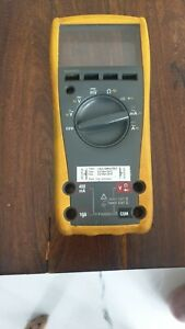 Fluke 177 True Rms Digital Multi Meter Parts
