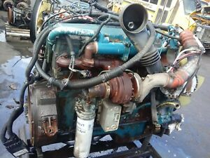 International Dt466e Egr Engine Takeout Nice Low Miles 90 Day No Core D210