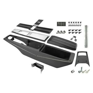 For Chevy Chevelle 1970 1972 Restoparts C6872fasmb Center Console Kit