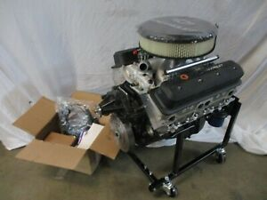 Gm Chevrolet Performance 350 Zz6 Efi Deluxe 420hp 408tq 19368149 Aluminum Heads