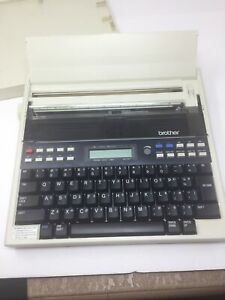 Rare Brother Ep 45 Typewriter Tested Works