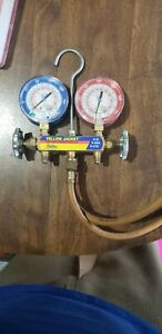 Ritchie Yellow Jacket R 22 R 404a R 410a Test And Charging Manifold