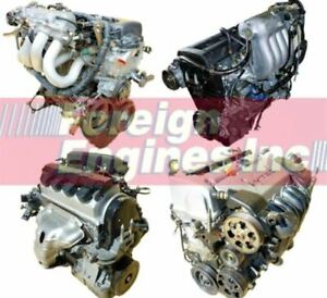 87 88 89 Nissan 300zx 3 0l Non Turbo V6 Vg30 Motor Replacement Engine For Vg30 E