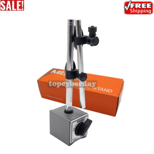 Mitutoyo 7010s 10 Magnetic Stands For Dial Test Indicators Test Equipment 2021