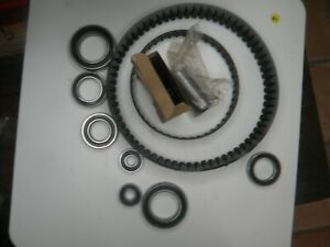 Used Bridgeport Bearings And Belts For 2j Head 1 1 2 Hp
