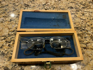 Designs For Vision Surgical Telescopes Loupes Used With Case