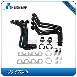 Exhaust Header Manifold For 77 79 Ford F150 f250 f350 4wd 351 400 Ci V8