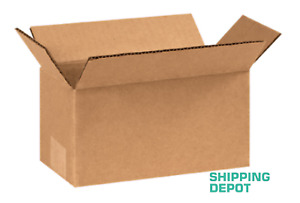 100 8x4x4 Cardboard Paper Box Mailing Packing Shipping Boxes Corrugated Carton