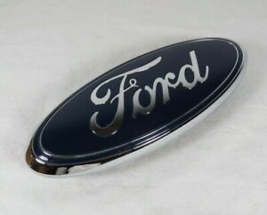 Ford F150 Ranger Emblem Rear Liftgate tailgate Oem 9 Blue Oval Badge Sign Logo