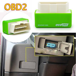 Eco Obd2 Benzine Economy Fuel Saver Tuning Box Chip For Petrol Car Gas Saving D