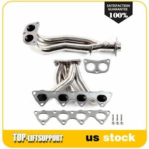 Stainless Steel Racing Manifold Header exhaust For 94 01 Acura Integra Ls gs rs