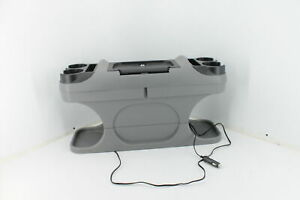 See Notes Tsi Products 57315 Plug N Go Grey Powered Minivan Console Large