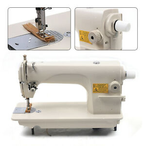 Us Sm 8700 Leather Upholstery Walking Foot Manual Sewing Machine Head Only Diy