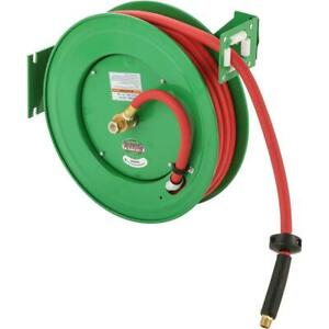 Grizzly T23115 1 2 X 50 Retractable Hose Reel