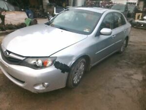 Hood Without Scoop Fits 08 11 Impreza 717604