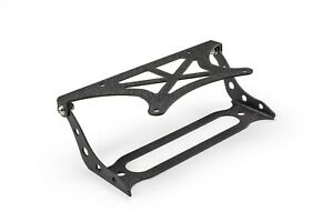 Dv8 Offroad Flip Up License Plate Relocation Bracket Fairlead Mounted