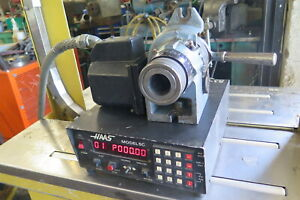 Haas 5c Rotary Indexer Controller watch Video
