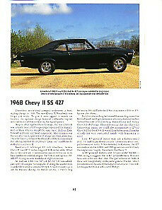 1968 Chevy Nova 427 Article Must See