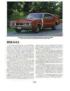 1968 Oldsmobile 442 Article Must See