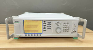 Anritsu Mg3694b Synthesized Signal Generator 10 Mhz To 40 Ghz Calibrated Opt 4