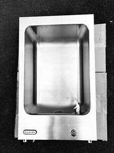 Elkay Efrc8c Water Cooler Drinking Fountain Fully recessed Chiller Not Included