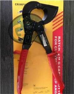 Hs 325a Ratchet Wire Cable Wire Cutter Cut Hand Tool Cut Up To 240mm