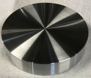 4 Aluminum Disc X 1 Thick 4 00 Round Bar 6061 Disk 1 00 Plate Very Flat