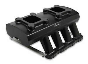 Sniper Sheet Metal Fabricated Intake Manifold Dual Quad For 2005 10 Ford 4 6l