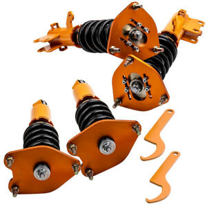 Coilovers Lowering Kits For Mitsubishi Eclipse 4g Galant Dj 2004 2012 Adj Height