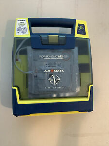 Cardiac Science Powerheart Aed G3 With Battery