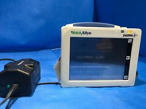 Welch Allyn Propaq Cs 242 Vital Signs Patient Monitor With Ac Adapter