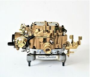pontiac Quadrajet Carburetor 800 Cfm High Performance