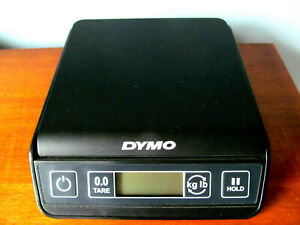 Dymo Digital Postal Weigh Scale Model M3 Capacity 3 Pounds Takes Aaa Battery D