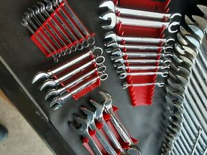Snap On Oex Standard And Short Wrenches Rxs Open Flare Line Wrenches
