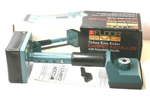 Finch And Mclay Deluxe Knee Kicker Carpet Installer Item 47337 Extendable