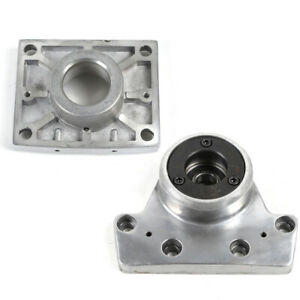 Y axis Horizontal Bracket Cnc Milling Machine Screw Holder For Turret Mill