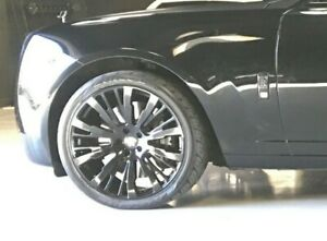22 Rolls Royce Ghost Wraith Dawn Wheels Rims 21 20 2011 2020 Forged