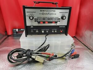 Vintage Sencore Speed Aligner Sm158 Sweep Marker Generator Tv Crystal Enhancer