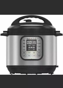 Instant Pot Duo Crisp And Air Fryer 8 Quart 11 in 1 One touch Multi use