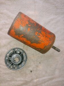 1958 67 Chevy 283 327 Engine Oil Filter Canister