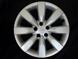 Toyota Corolla Hubcap Wheel Cover Great Replacement 2014 16 Retail 91 Ea B9