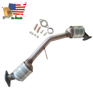 Catalytic Converter Fits 99 06 Impreza Forester Legacy Outback 2 5l Front Rear