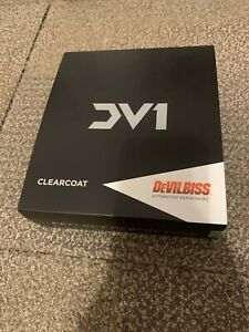 Devilbiss Dv1 Clear Coat Gun 704520 Brand New Never Opened
