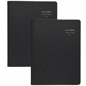 2021 Eight Person Daily Appointment Book By At a glance 8 1 2 X 11 Large Bl
