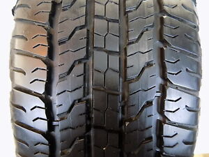 P265 70r16 Goodyear Wrangler Fortitude Ht Used 265 70 16 112 T 9 32nds