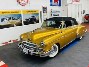 1950 Chevrolet Other Custom Street Rod See Video Chevrolet Deluxe Gold With 0 Miles For Sale