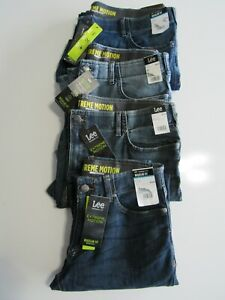 Lee Mens Extreme Motion Performance Series Regular Fit Bootcut Jeans Nwt $29.99