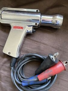 Vintage Balkamp Chrome Timing Gun Light 6 12 Volt Works 1950s 1960s